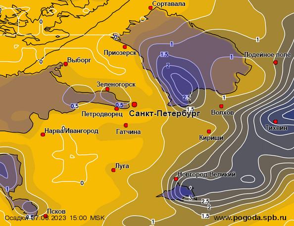 Подробный прогноз погоды облучье на две недел