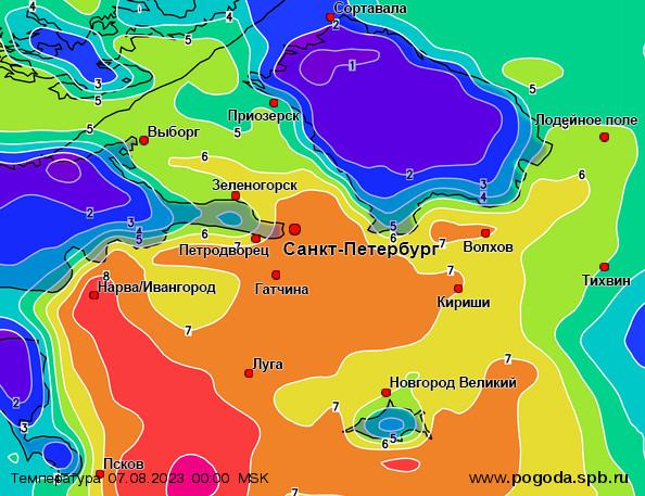 Погода в санкт петербурге погода спб